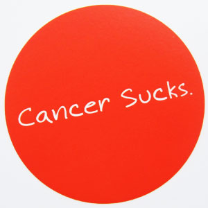 Zippernut Press - Cancer Sucks!