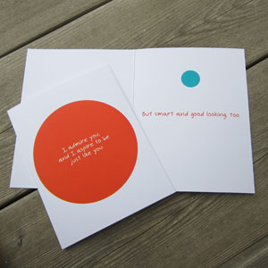 Zippernut Press Greeting Card